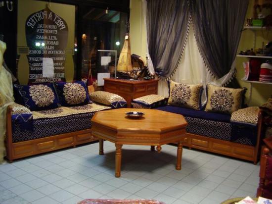 Salon marocain oriental d 39 evry for Salon oriental marocain