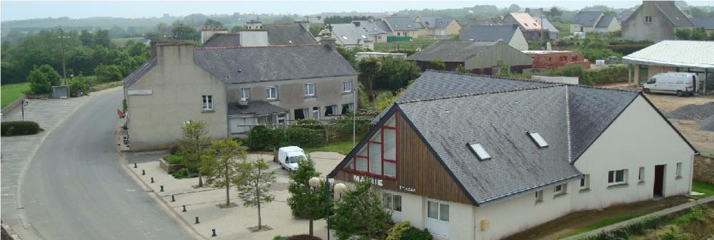 La commune de Saint-Frégant