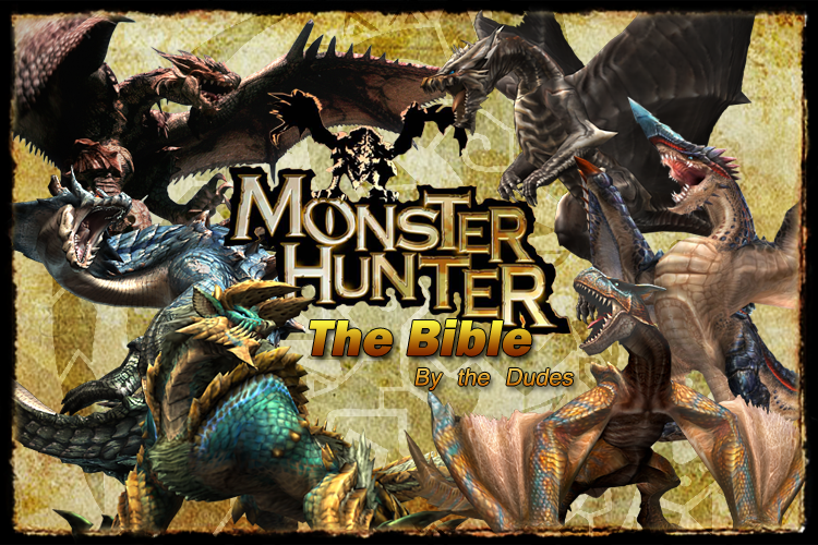 La Bible de Monster Hunter