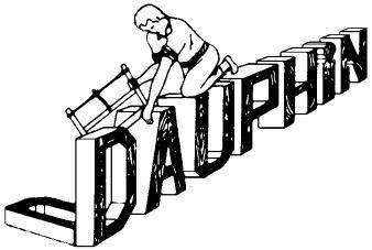 Menuiserie  DAUPHIN SARL, à la houssoye dans l'oise