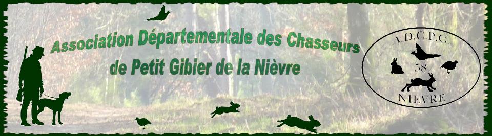 Association Départementale des Chasseurs de Petit Gibier de la Nièvre