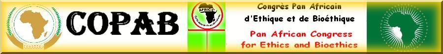 CONGRES PAN AFRICAIN D'ETHIQUE ET DE BIOETHIQUE