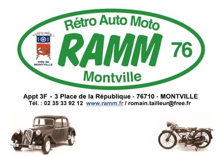 Rétro Auto Moto Montville (76)