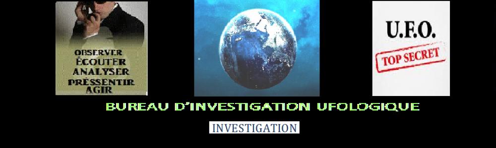 Bureau d'investigation ufologique
