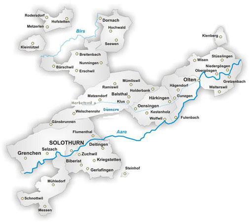 canton de Solothurn