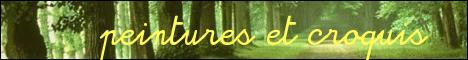 peintures et croquis