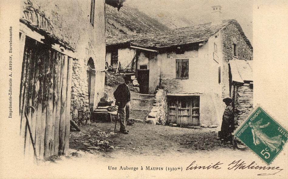 Auberge à Maurin