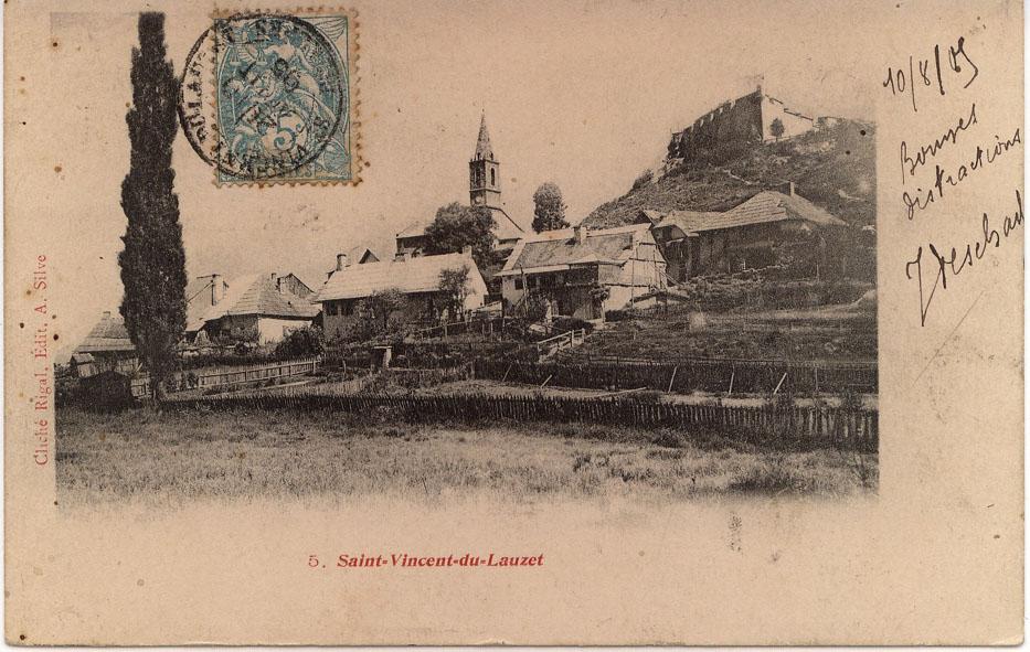 Saint-Vincent-du-Lauzet