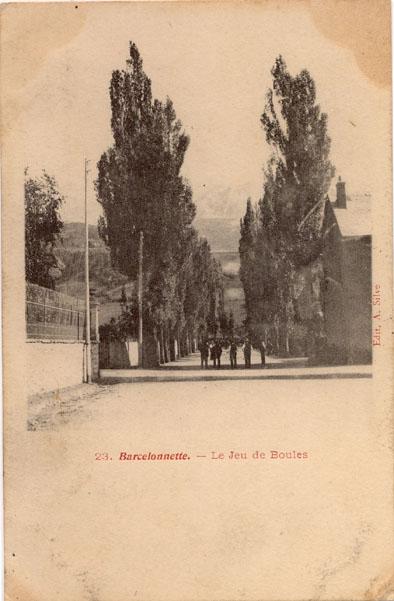 Barcelonnette