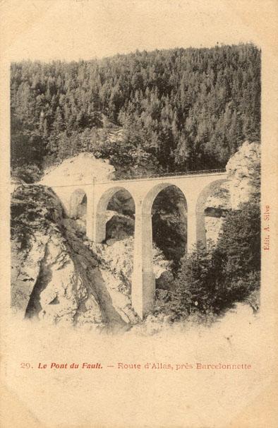 Pont du Fault