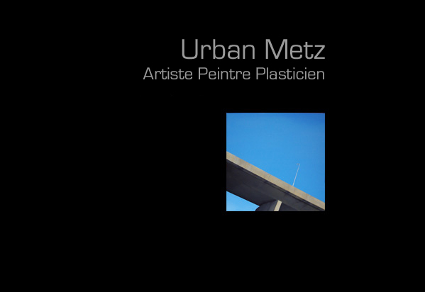 Urban Metz - Artiste Peintre