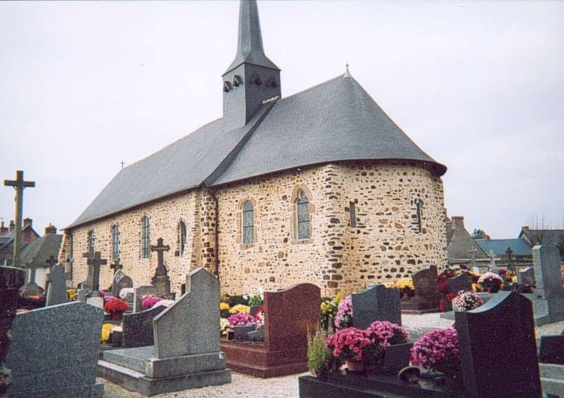 église bréal/vitré