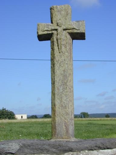 Plélan croix vieille ville (2-P)