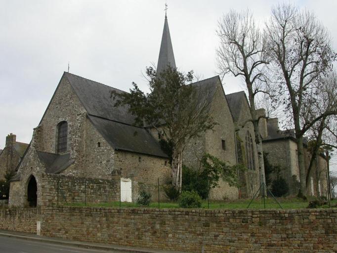 église de gahard