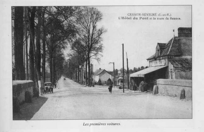 3 b canton de vitre chemin des saulniers - La route du meuble rennes ...