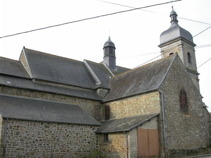 église de Vieux-Vy