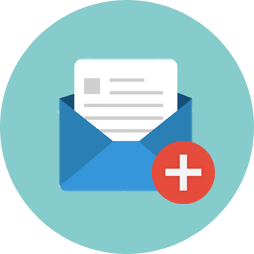 how to add avatar image to email