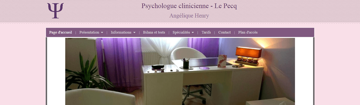 Angelique Henry, psychologue