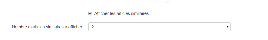 Articles similaires