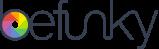 Be funky logo