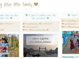 Blog our little family