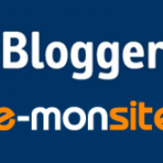 Blogger e monsite