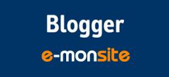 Blogger e monsite