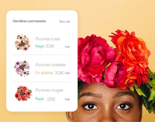Boutique fleur