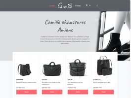 Camille chaussures amiens
