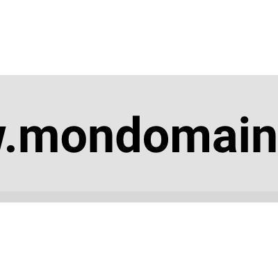 Choisir nom domaine
