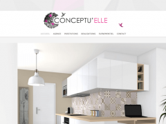 Conceptuelle website