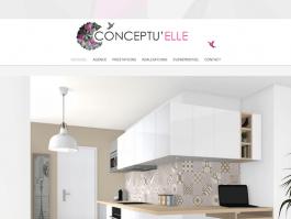 Conceptuelle website