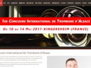 Coucours trombone