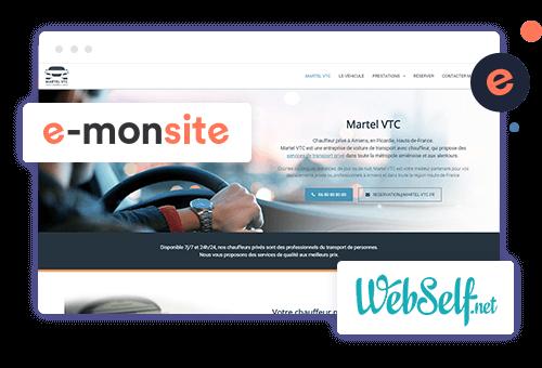 E-monsite, la meilleure alternative Webself