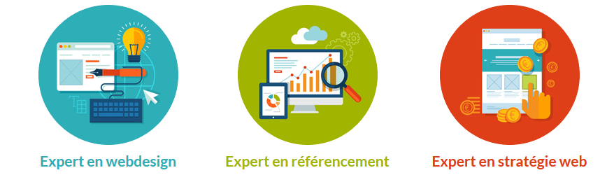 Les experts sur E-monsite