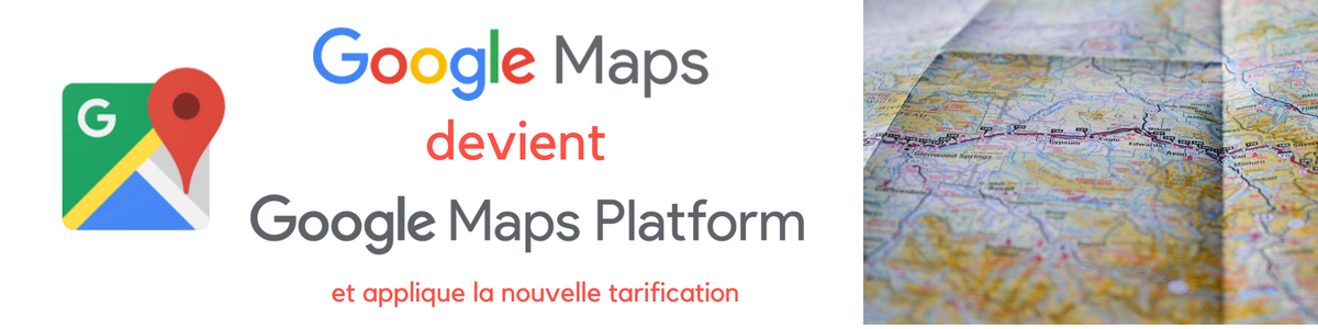 Facturation google maps platform