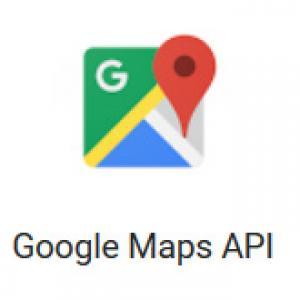 Google maps api tuto