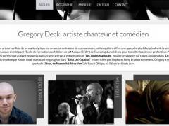 Gregory deck