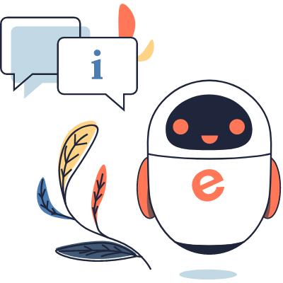 Huggy chatbot emonsite