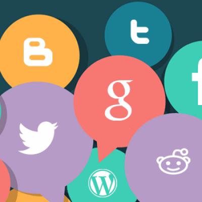 Icônes de partage social