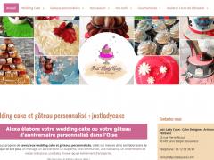 Just Lady Cake, gâteaux personnalisés
