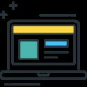 Créer une page sans menus