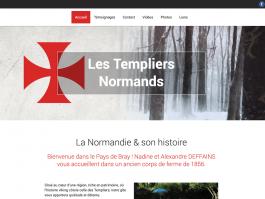 Les Templiers Normands, gîte médiéval