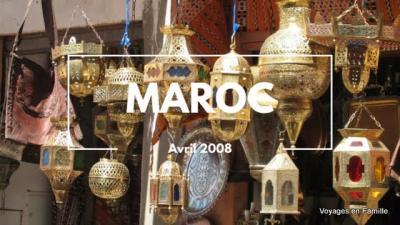 Maroc voyages en famille