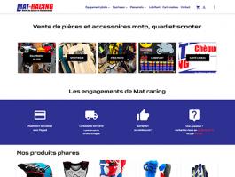 Mat racing