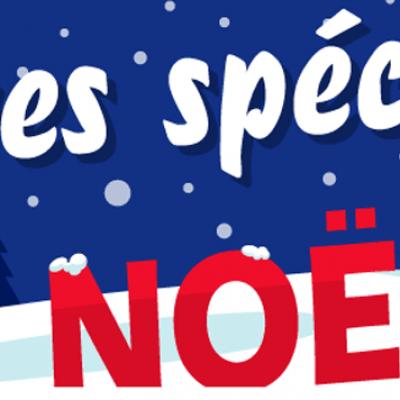 Offres speciales noel