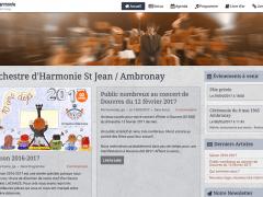 Orchestre d harmonie saint jean le vieux ambronay