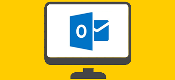 compte pop sur outlook
