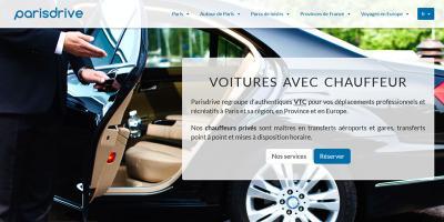 Paris drive smart