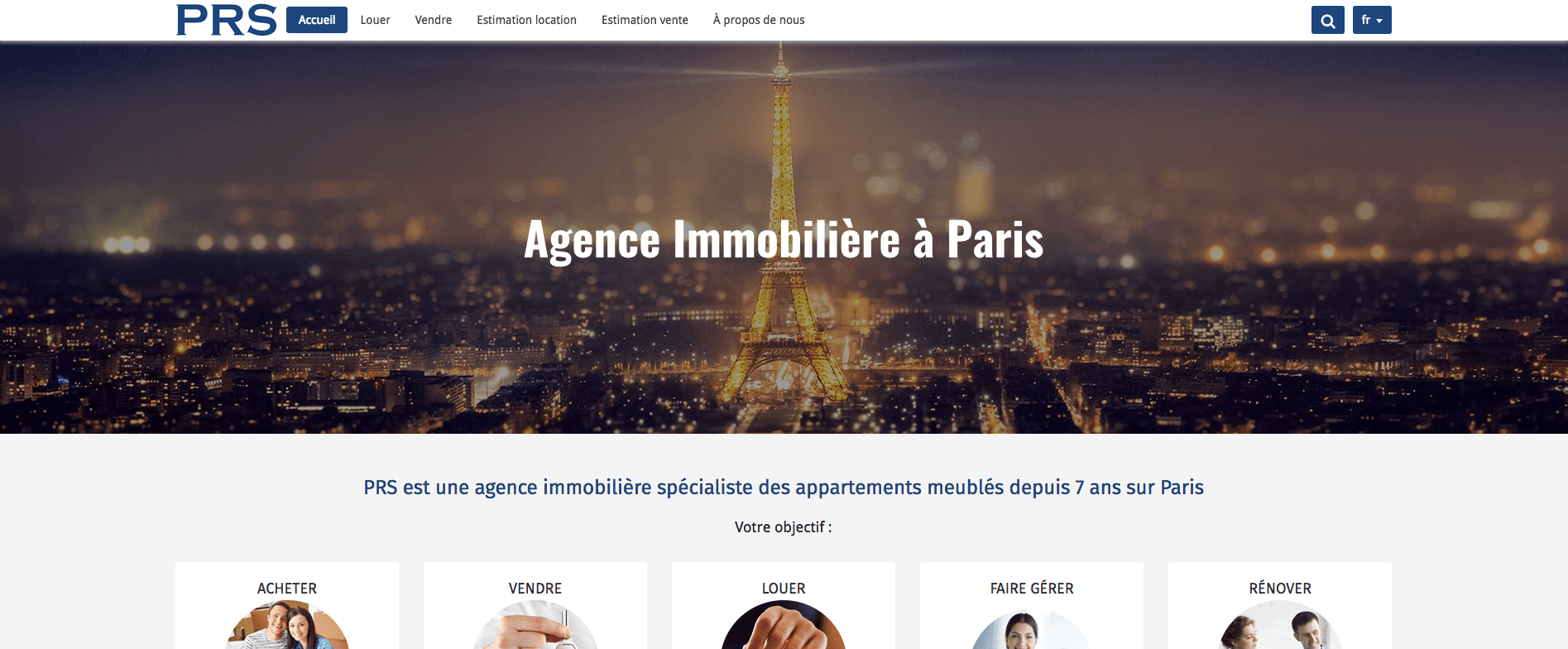 Paris Rental Services